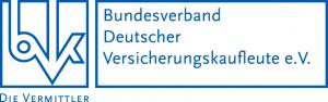 bvk_blau_3-zeilig_Vermittler mit Schriftzug
